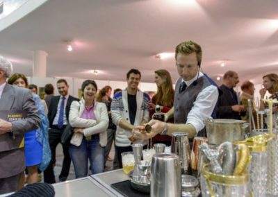 Columbian Coffee presentation Vlaams Parlement 01/10/2014
