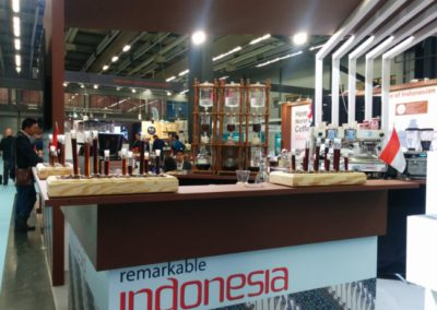 International coffee fair